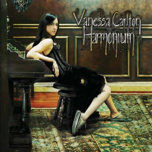 Vanessa Carlton Harmonium Enhanced CD