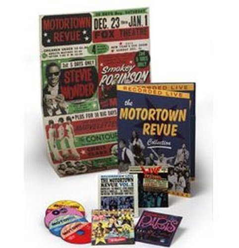 Motortown Revue Collection 40t Motortown Revue Collection 40t Lmtd Ed. 4 CD