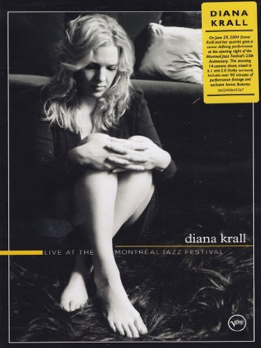 Diana Krall Live At The Montreal Jazz Fest