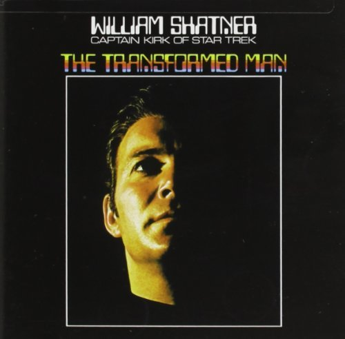 William Shatner Transformed Man