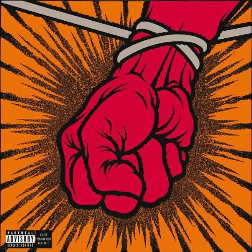 Metallica St. Anger Import Eu
