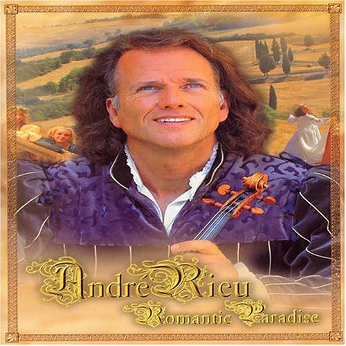 Andre Rieu Romantic Paradise Import Can Ntsc (0)