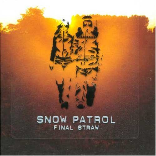 Snow Patrol Final Straw Import Gbr