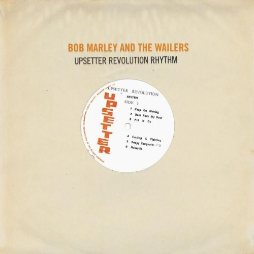 Bob Marley & The Wailers Upsetter Revolution Rhythm Import Eu Incl. Bonus Track