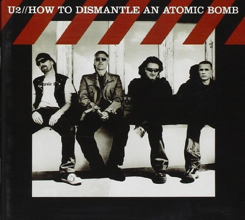 U2 How To Dismantle An Atomic Bom Import Gbr Incl. Bonus Track