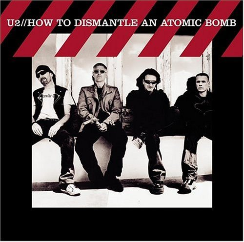 U2 How To Dismantle An Atomic Bom Incl. Bonus DVD