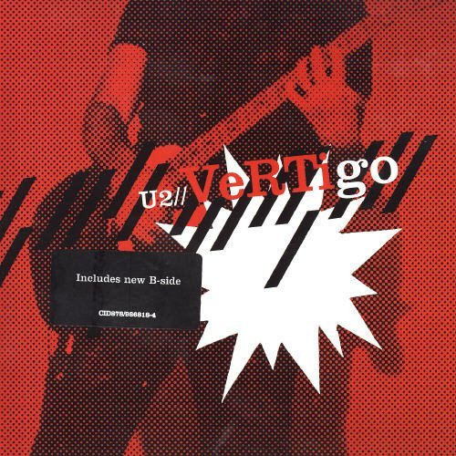 U2 Vertigo Pt. 1 Import Can