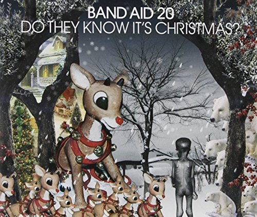 Band Aid 20 Do They Know It's Christmas?