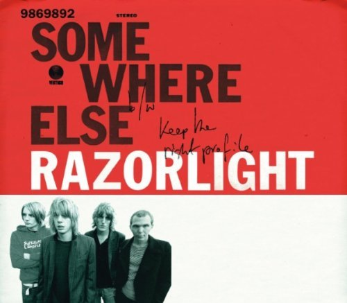 Razorlight Somewhere Else Pt 2