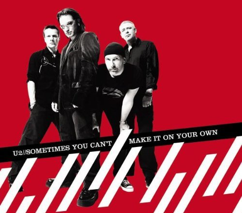 U2 Sometimes You Can't Make It On Import Can
