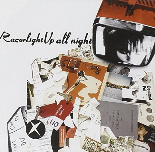Razorlight Up All Night Import Gbr Incl. Bonus Track