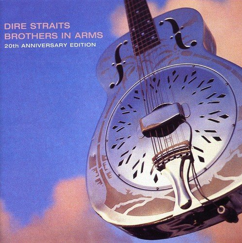 Dire Straits Brothers In Arms Import Eu Sacd