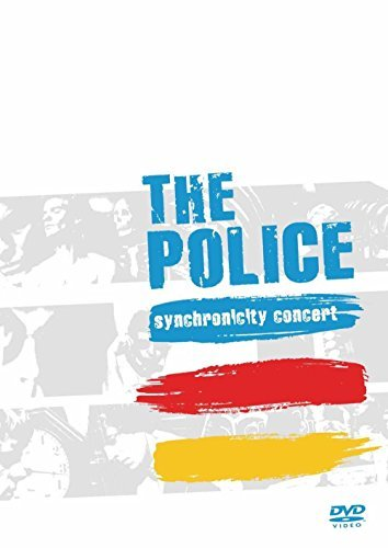 Police (the) Police Synchronicity Concert Import Eu
