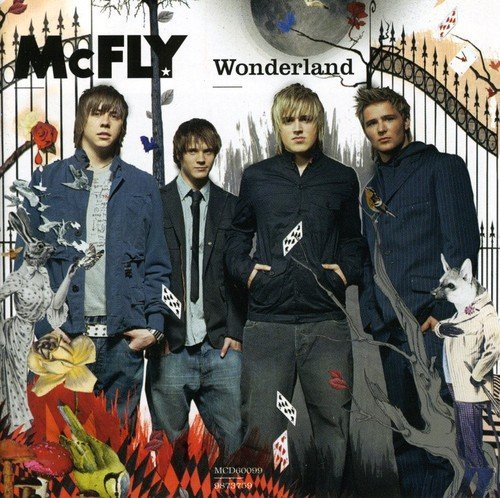 Mcfly Wonderland Import Gbr