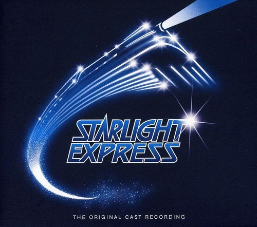 Andrew Lloyd Webber Starlight Express 2 CD Set