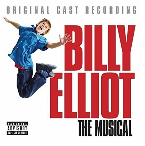 Cast Recording Billy Elliot Explicit Version 2 CD