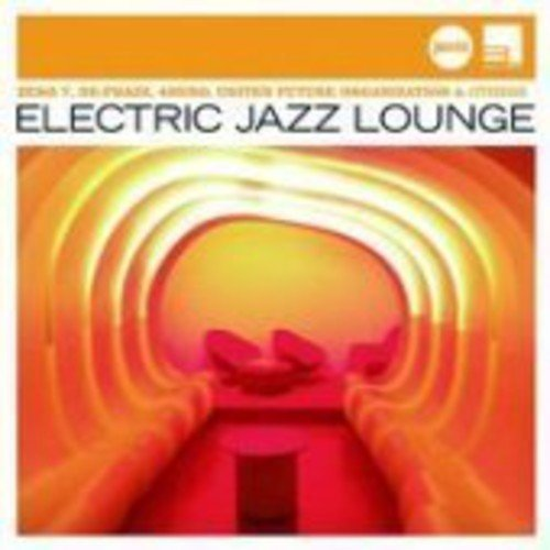 Electric Jazz Lounge Electric Jazz Lounge Import Gbr