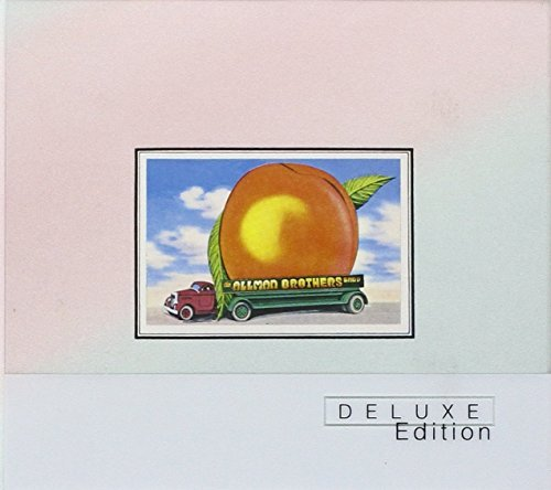 Allman Brothers Band Eat A Peach 2 CD