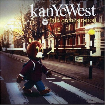 Kanye West Late Orchestration Import Gbr