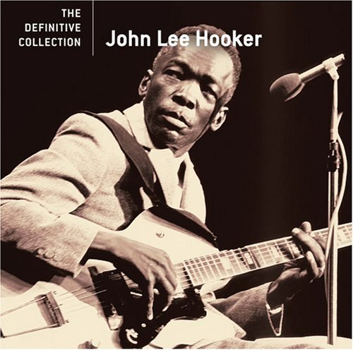 John Lee Hooker Definitive Collection