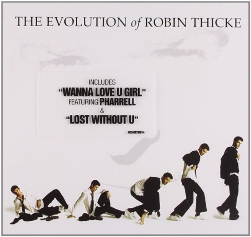 Robin Thicke Evolution Of Robin Thicke