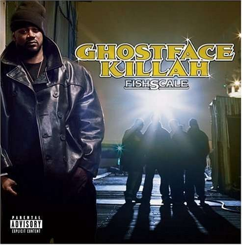 Ghostface Killah Fishscale Explicit Version 2 Lp
