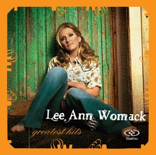 Lee Ann Womack Greatest Hits Dualdisc