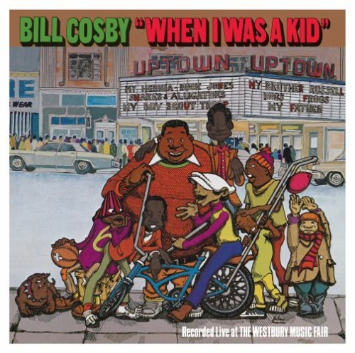 Bill Cosby When I Was A Kid