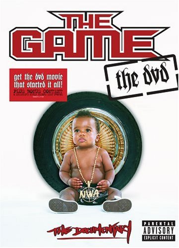 Game Documentary Explicit Version 2 DVD Set