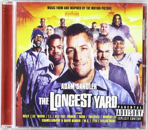Longest Yard Soundtrack Explicit Version
