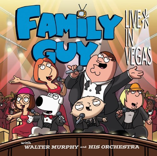 Family Guy Live In Las Vegas Soundtrack Clean Version Incl. Bonus DVD