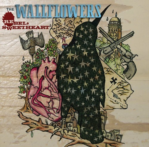 Wallflowers Rebel Sweetheart Dualdisc