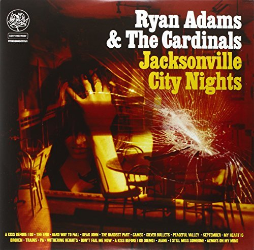 Ryan & The Cardinals Adams Jacksonville City Nights Incl. Bonus Tracks