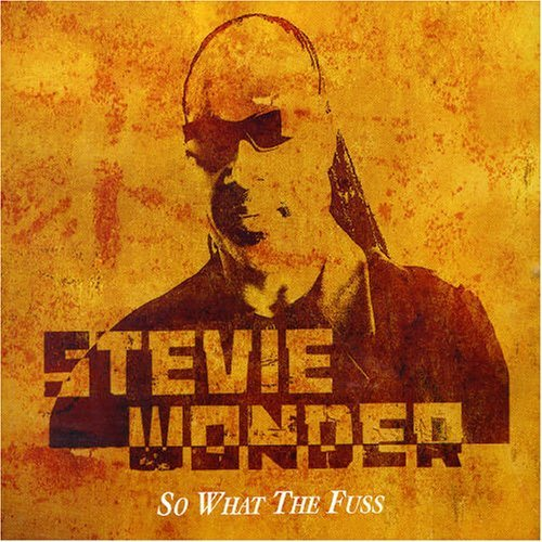 Stevie Wonder So What The Fuss Import Can