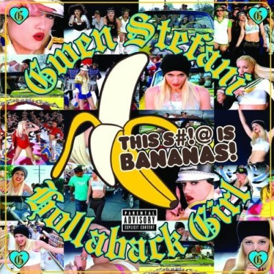 Gwen Stefani Hollaback Girl Import Aus Enhanced CD
