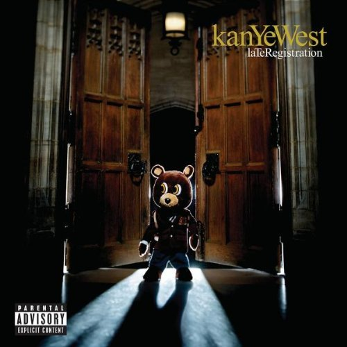 Kanye West Late Registration Explicit Version
