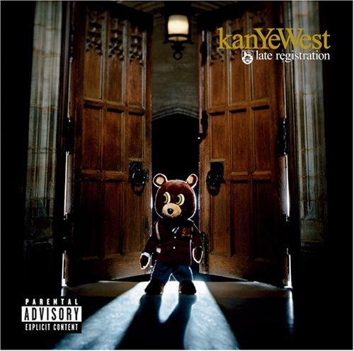 Kanye West Late Registration Explicit Version 2 Lp