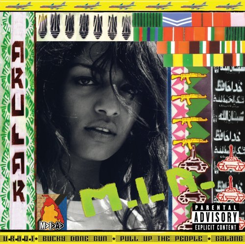 M.I.A. Arular Explicit Version
