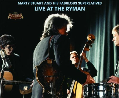 Marty & His Fabulous Su Stuart Live At The Ryman