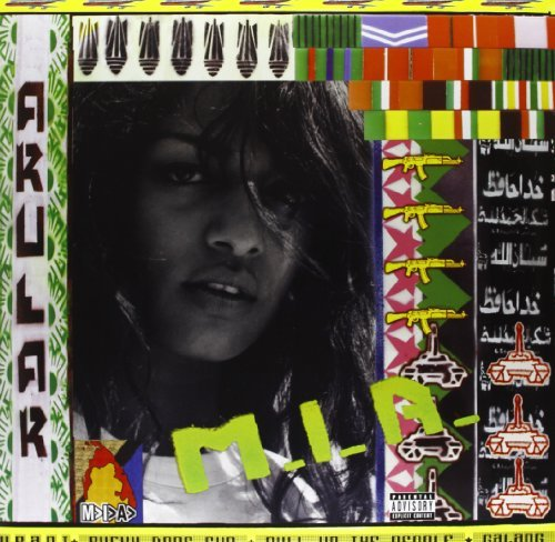 M.I.A. Arular Explicit Version 2 Lp