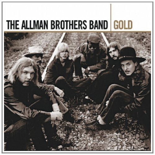 Allman Brothers Band Gold 2 CD