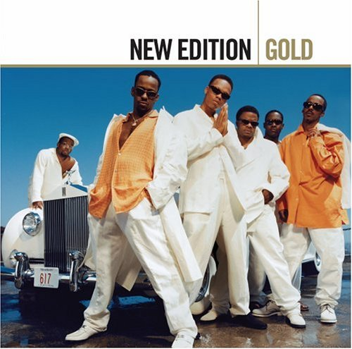 New Edition Gold 2 CD