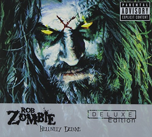 Rob Zombie Hellbilly Deluxe Explicit Version Incl. Bonus DVD