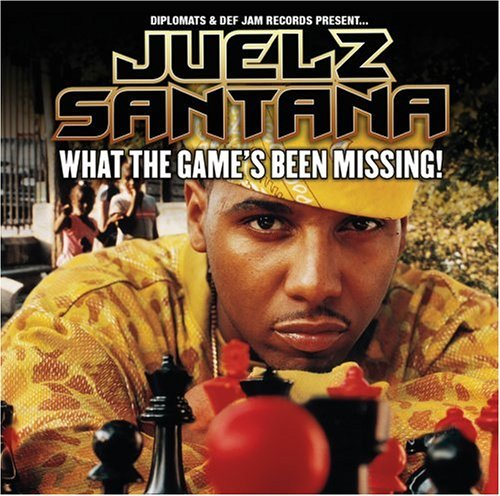Juelz Santana What The Game's Been Missing Clean Version