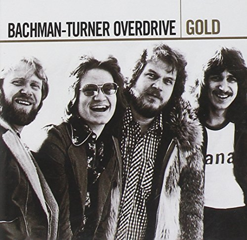 Bachman Turner Overdrive Gold 2 CD
