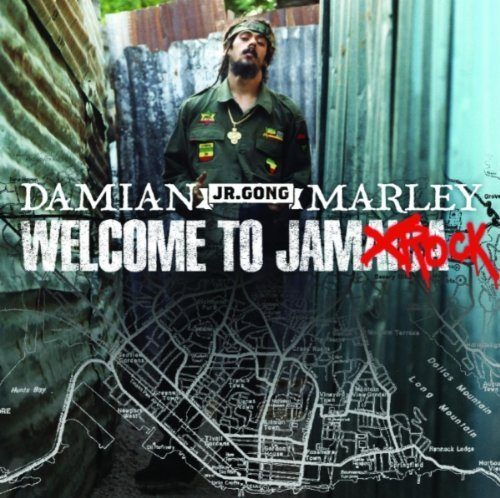 Damian Marley Welcome To Jamrock Import Gbr Incl. Bonus Track
