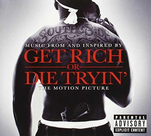 Various Artists Get Rich Or Die Tryin' Explicit Version