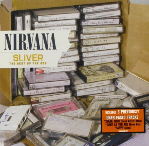 Nirvana Sliver Best Of The Box