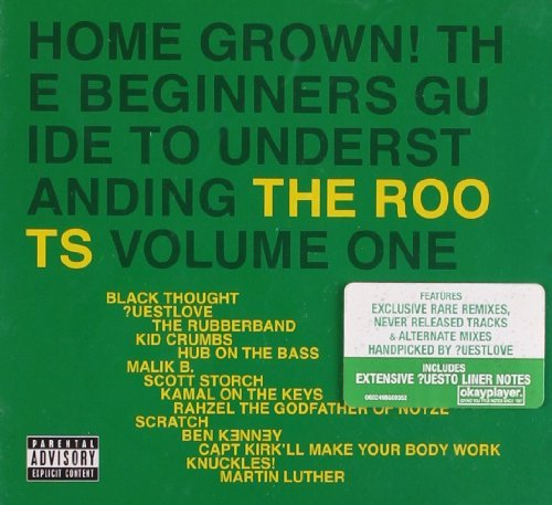 Roots Vol. 1 Home Grown Explicit Version
