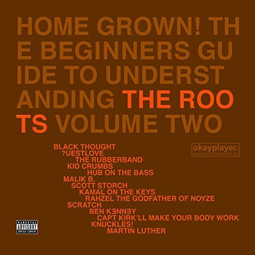 Roots Vol. 2 Home Grown Explicit Version